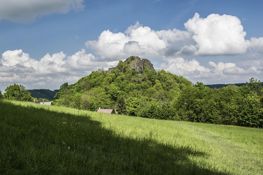 Zřícenina hradu Tolštejn, Ústecký kraj